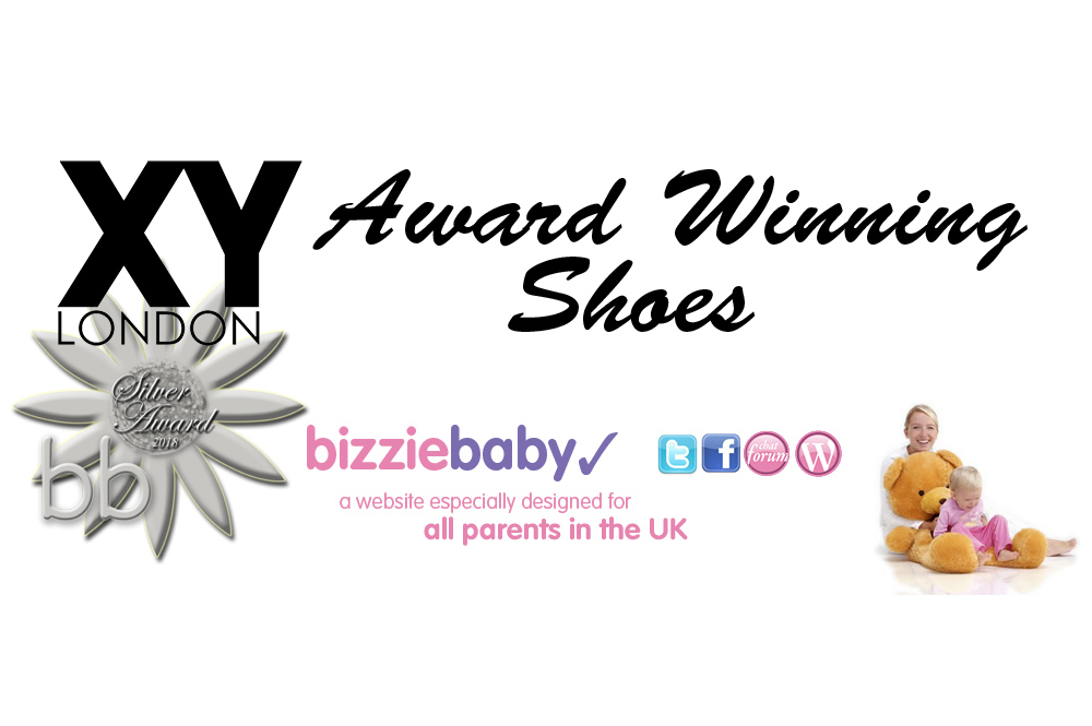 XY London Award Winning Shoes!