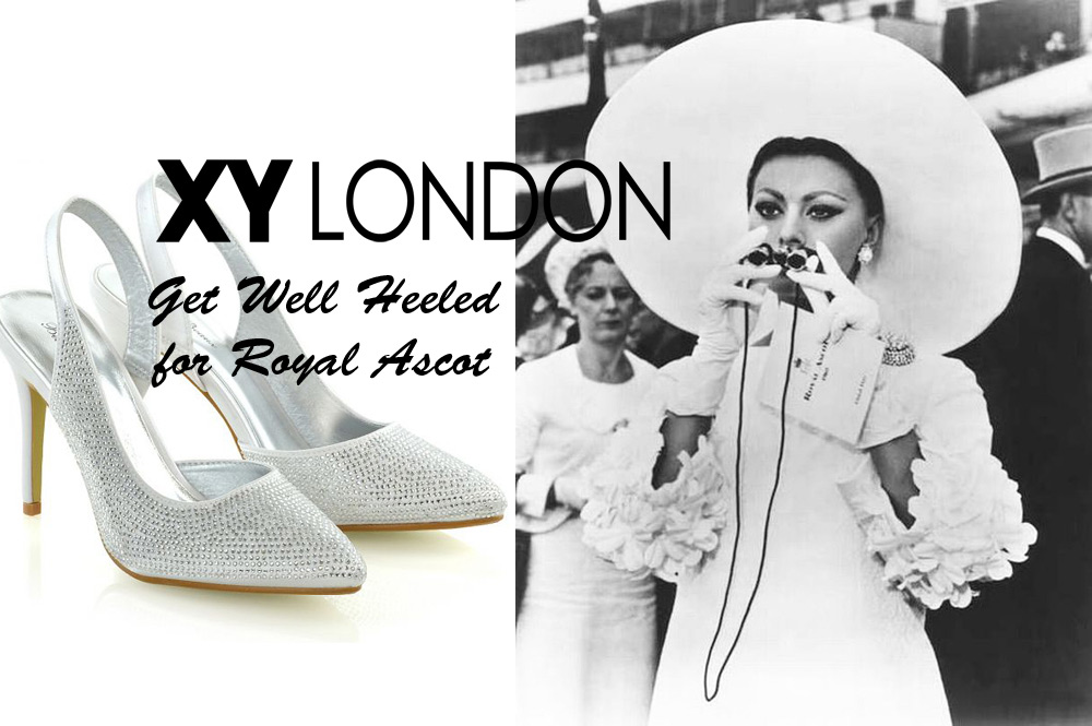 XYLondon help you to get 'Well Heeled' for Royal Ascot