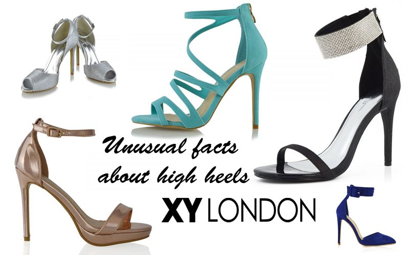 Some unusual facts about high heels